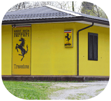 Sede Ferrari Club Travedona